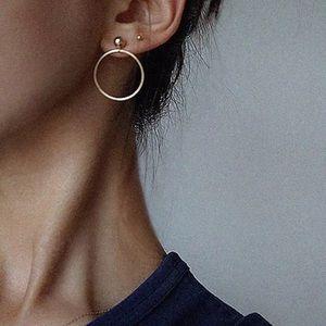 ⚜️[𝟯/$𝟭𝟯]⚜️Gold Simple Geometric Earrings New